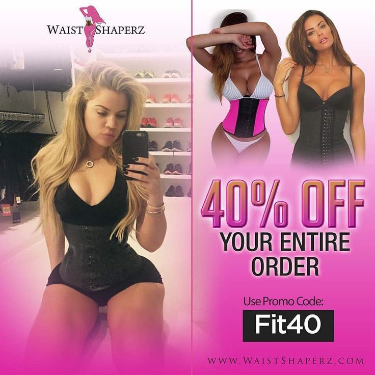 24 HOUR FLASH SALE!-  www.WaistShaperZ.com - - Save 40% off your entire order using promo code - - fit40 at checkout where you put in your payment info! - We Ship Worldwide  - Follow @waistshaperz  @waistshaperz  @waistshaperz by diet #diet #health #fitness