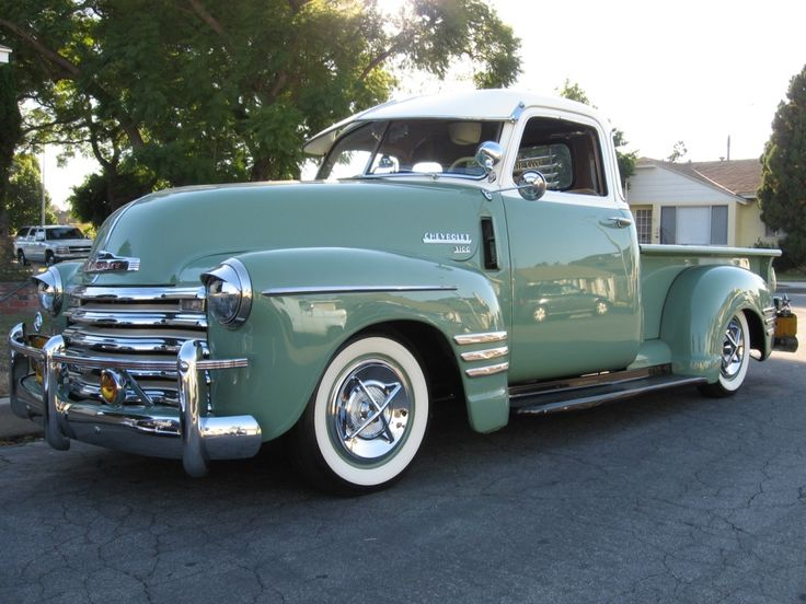 Chevy lowrider truck