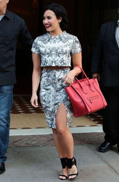 Demi Lovato New York 2015-06-06
