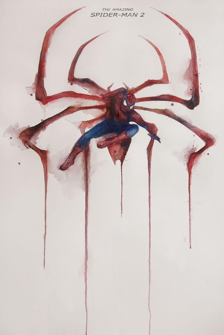 Amazing Spider Man 2 by Creator Ben Holmes