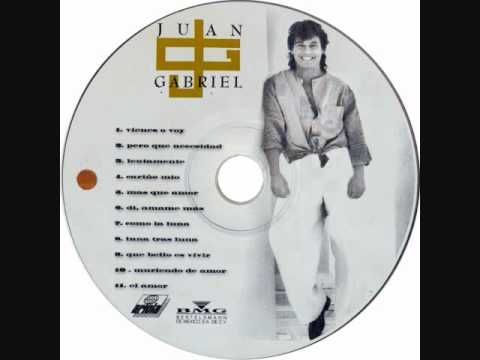 Juan Gabriel Lentamente - YouTube