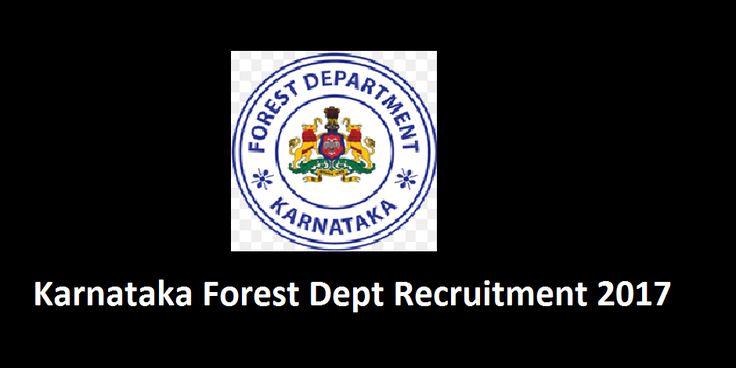 #Karnataka #ForestGuard Recruitment 2017 Released for Deputy Range Forest Officer #Jobs Apply @ kfdrecruitment.in https://techfactslive.com/karnataka-forest-department-recruitment-2017-kfdrecruitment-in/25918/