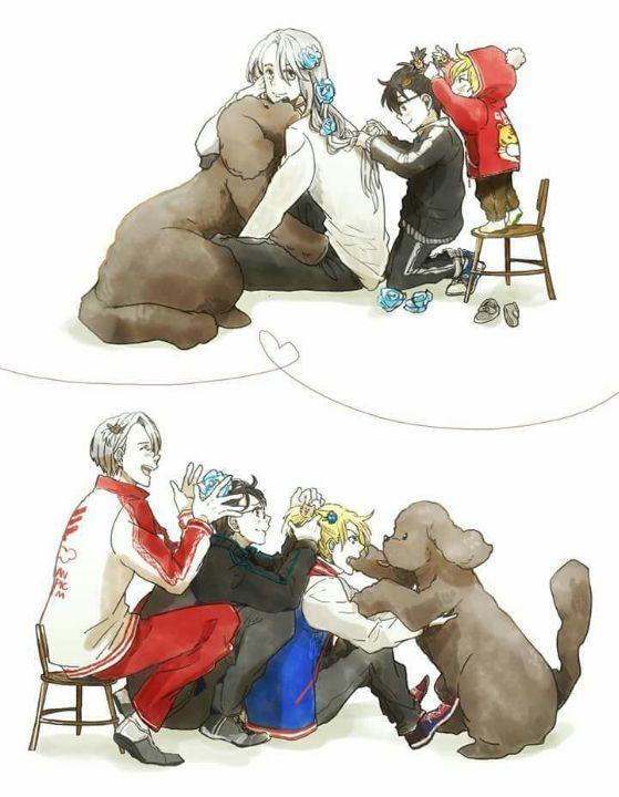 Lee Yuuri x todos de la historia YOI Love Images 2 por NitaWoo2394 con 691 lecturas. yoi, anime, yaoi.