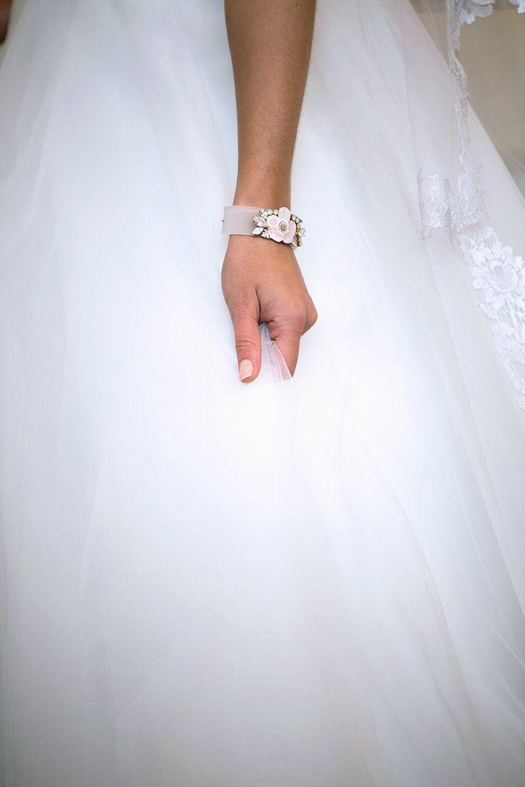 Luli Art Bijoux _Bridal Collection SS15 Photoshooting - Anemos Bracelet Shop online! shop.luliartbijoux.com  Foto: Enzo Gnasso   Sposami Oggi