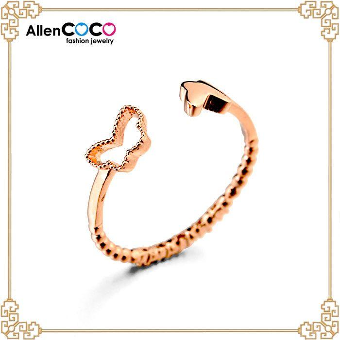 Иу ювелирные изделия обручальное кольцо цены золотое кольцо с форме бабочки цена 1 карат кольцо с бриллиантом