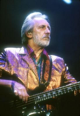 John Entwistle (1944 - 2002) Founding member and bassist for the band The Who