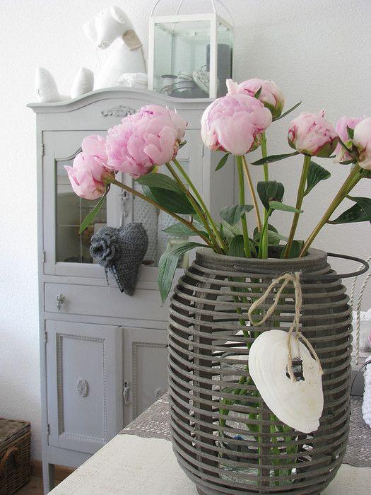 Lantern as vase  huisjekijken.com