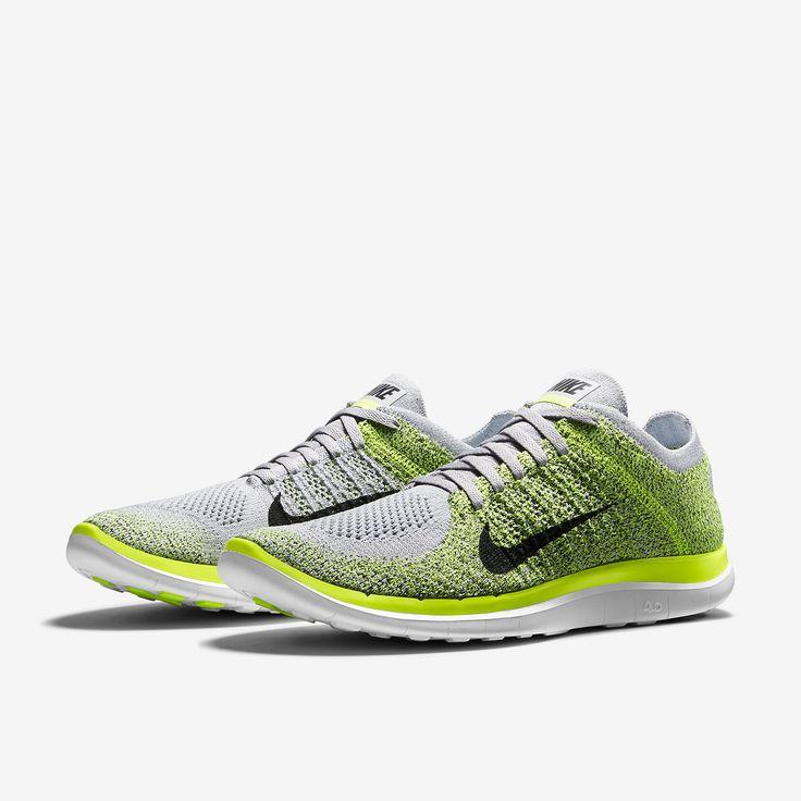 Nike Free 4.0 Flyknit Men's Running Shoe. Nike Store