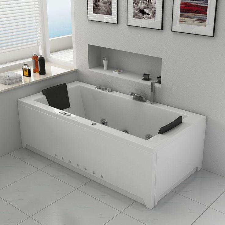 25 best ideas about baignoire balneo on pinterest. Black Bedroom Furniture Sets. Home Design Ideas