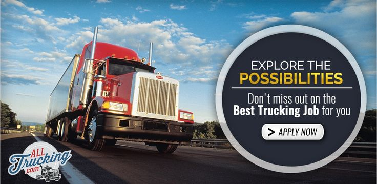 Highest Paying Truck Driving Jobs