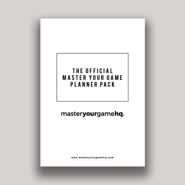 Master Your Game® Planner Pack. Get your game on. http://bit.ly/MYG-PlannerPack #masteryourgame #masteryourgamehq #gameon #inspiration #motivation #always #followyourheart #followyourintuition #intuition #trust #lifequotes #life #love #yougotthis #youmatter #yourock #quotes #getyourgameon #inspirationalquotes #inspirational #motivationalquotes #dreambig #keepgoing #bekindtoyourself #selflove #thisisyourtime #ifnotnowwhen #entrepreneur #lifeseeker #beyou