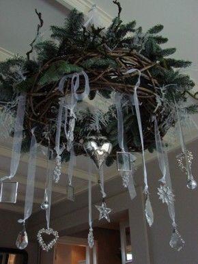 Christmas ceiling decoration