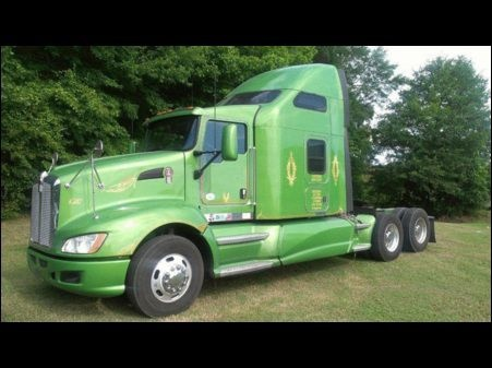 Our featured #truck is a 2011 #Kenworth T660 Conventional Sleeper Truck, Cummins Diesel Engine, 475 HP, Air Ride Supsension, 2 Axles, 40,000# RA. Check out this week's recently added trucks at http://www.nexttruckonline.com/trucks-for-sale/All-Categories/All-Makes/All-Models/results.html?days_old-max=7