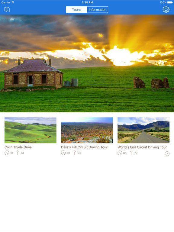 Discover Goyder by Regional Council of Goyder