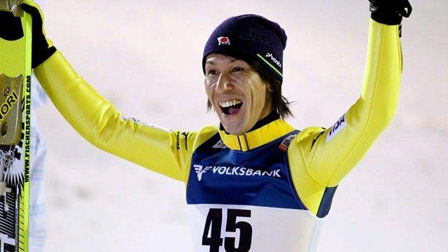 Happy birthday to Noriaki Kasai. A legend within ski jumping.