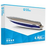 SOLIDWORKS® Yacht Course - Module #4 - Hull Tutorial