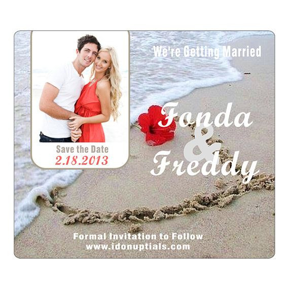 @Victoria Marie 200 Save the date magnets for $190