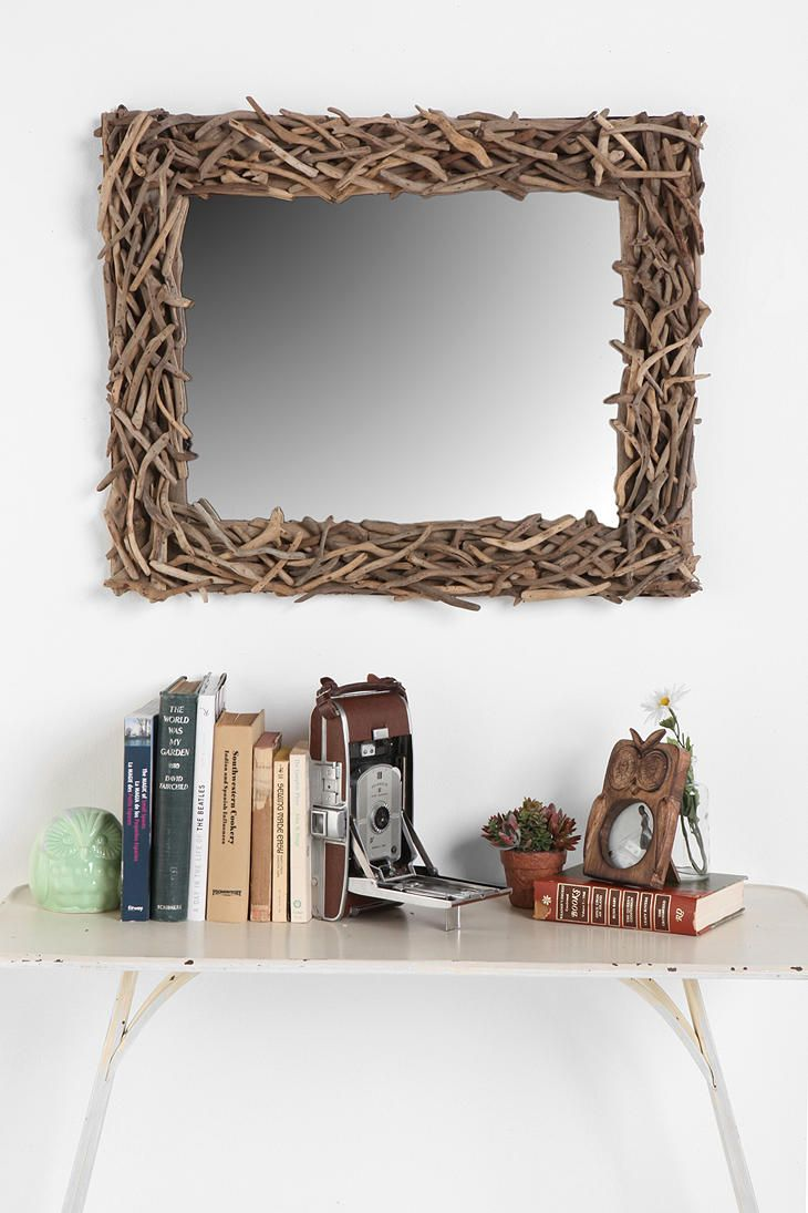 Driftwood Mirror from UrbanOutfitters.com // $149