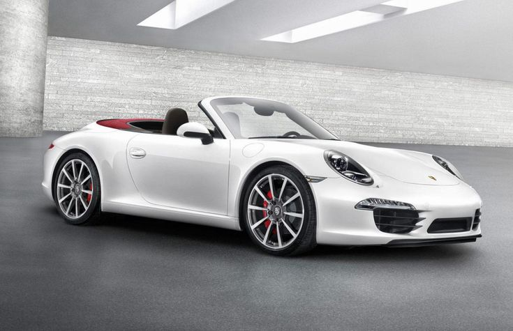 Porsche 911 Carrera Cabriolet approved - http://autotras.com