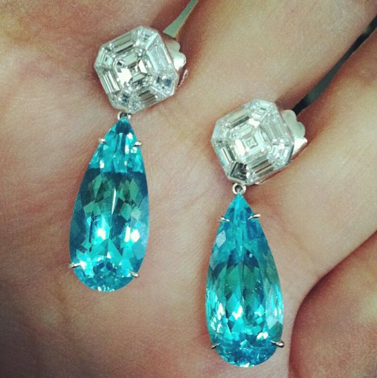 38 Best Images About Paraiba Stones On Pinterest