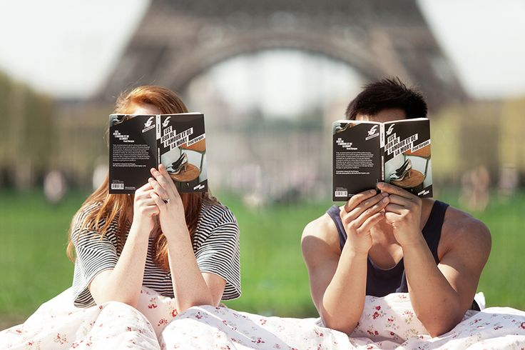 Engagement Shoot at the Eiffel Tower with a Bed and Pajamas (or, the Day I Organised a Styled Shoot)