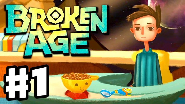 Broken Age - Gameplay Walkthrough Part 1 - Shay and His Spaceship (PC, i... https://www.youtube.com/watch?v=rac7LAKGLnY