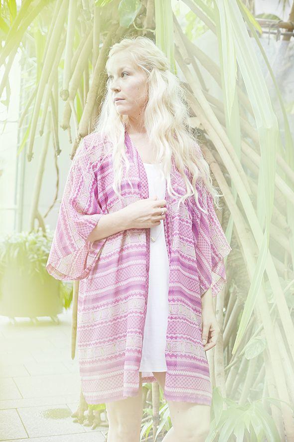 beautiful bohemian Secret garden lookbook from collection and collaboration w/ AnnaB. ****************************** Starring beautiful Hanna Elina ************************** -----> Photographers Jonna Monola bring this story to life with us. Thank you! <----- ******************** Make-up & Hair : Mari-Susanna Thank you >>-------------------> Mulaihoo #kimono#fashion#women#