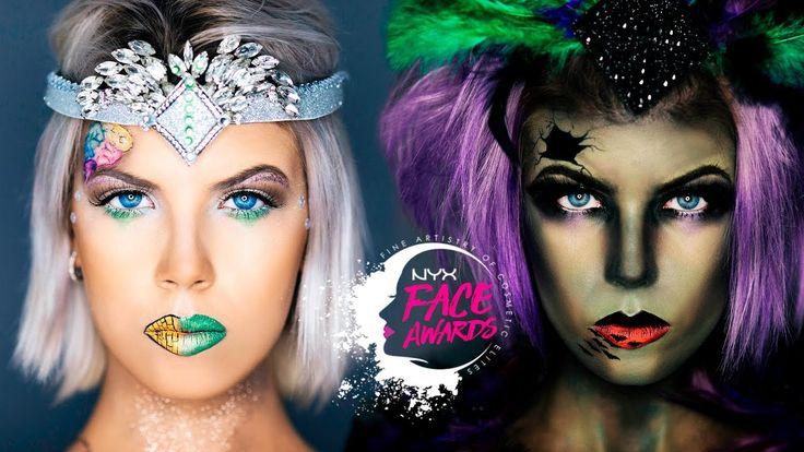 NYX Cosmetics Spain Face Awards | Mago de OZ | TOP30 - Szamosi Makeup