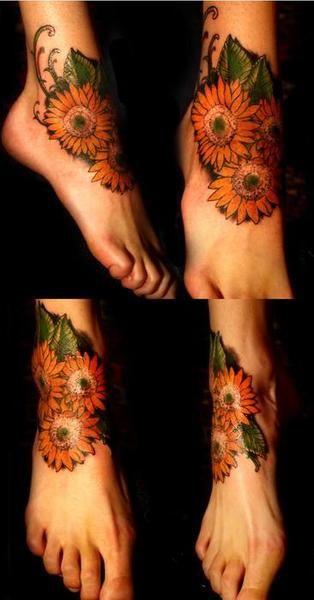 Shawn Finley Tattoo — Long Beach, CA