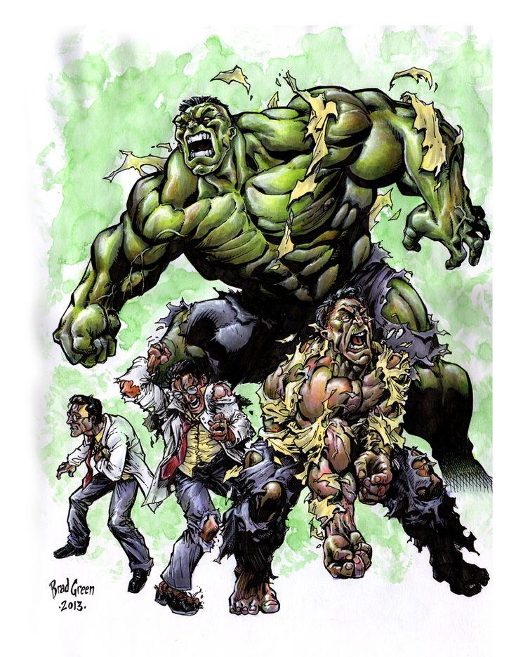 She+Hulk+the+Transformation The Hulk Transformation, in Ronald ...