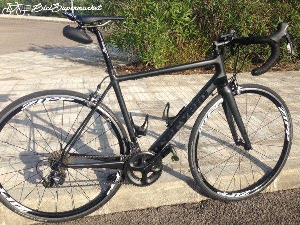 bici da corsa strada uomo Cervelò (Canadian) R3 Ultegra carbonio