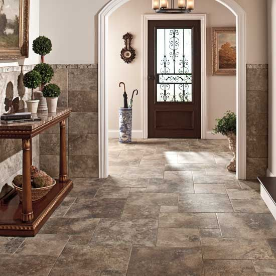 Maybe an entryway tile Details: Photo features Noce Woodlands in 13 x 13 on the floor.