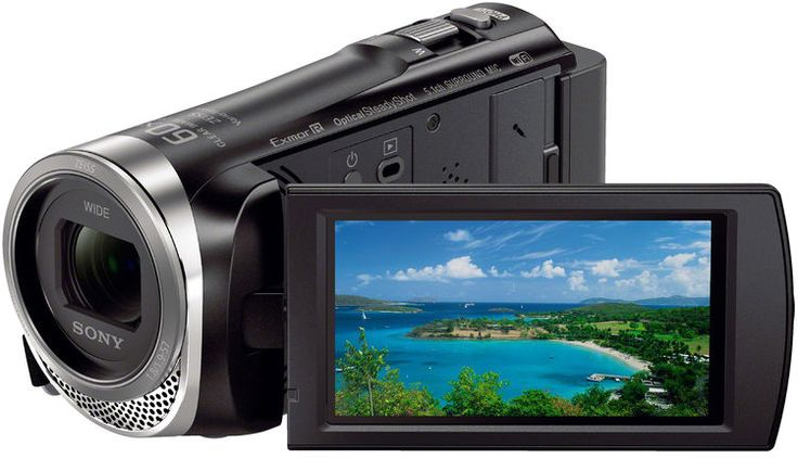 January 6, 2016  Getting a jump on CES (Consumer Electronics Show) 2016, Sony has announced two new HD Handycams, one 4K Handycam, and a new Action Cam that will be available at the end of February. The new cameras feature exciting improvements to image and audio quality and camera functionality.