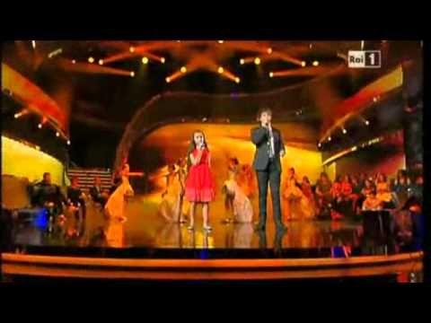Rebeca Maria Neacsu e Ludovico Creti - Con te partiro - Finale