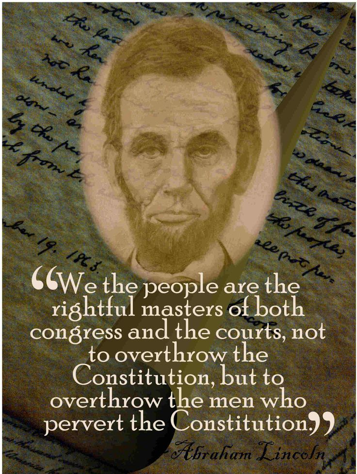 Summary of mcphersons abraham lincoln