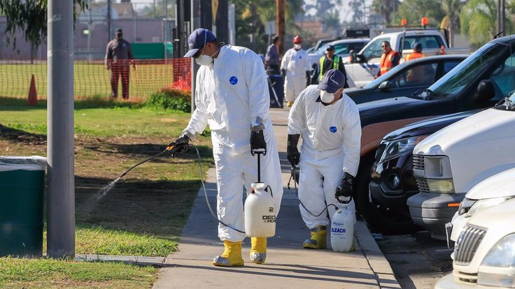 Death toll from San Diego hepatitis A outbreak rises to 19; more than 500 cases confirmedBreaking News