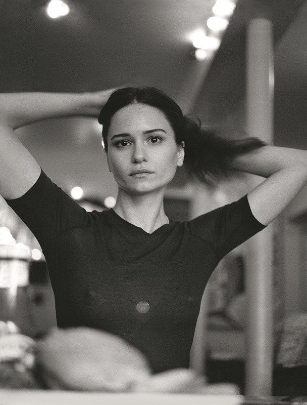 Katherine Waterston for AnOther Magazine A/W15 Photography by Rachel Chandler