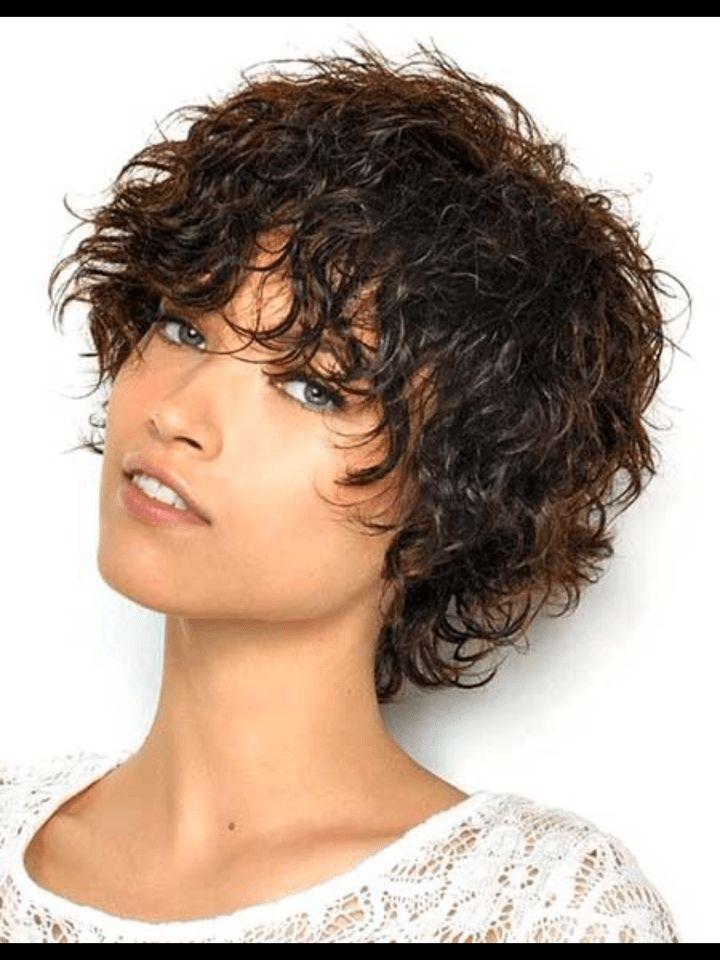 neue lockige frisuren kurzes haar (mit bildern)   frisuren