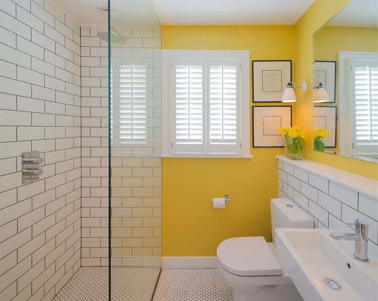 Beautiful Some Inspiration Just Look At The White Bathroom Tile With Grey Grout