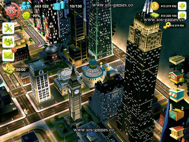Hack SimCity BuildIt without Jailbreak for ios 8.1 8.2