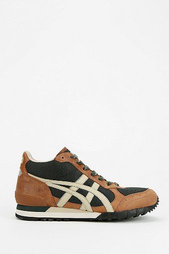 Everyday wear. Asics Colorado 85 Leather High-Top Running Sneaker