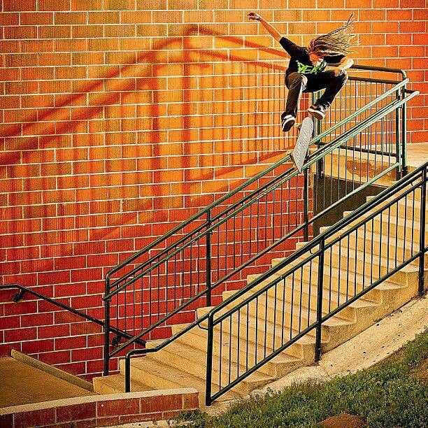 I want to be a professional skateboarder .