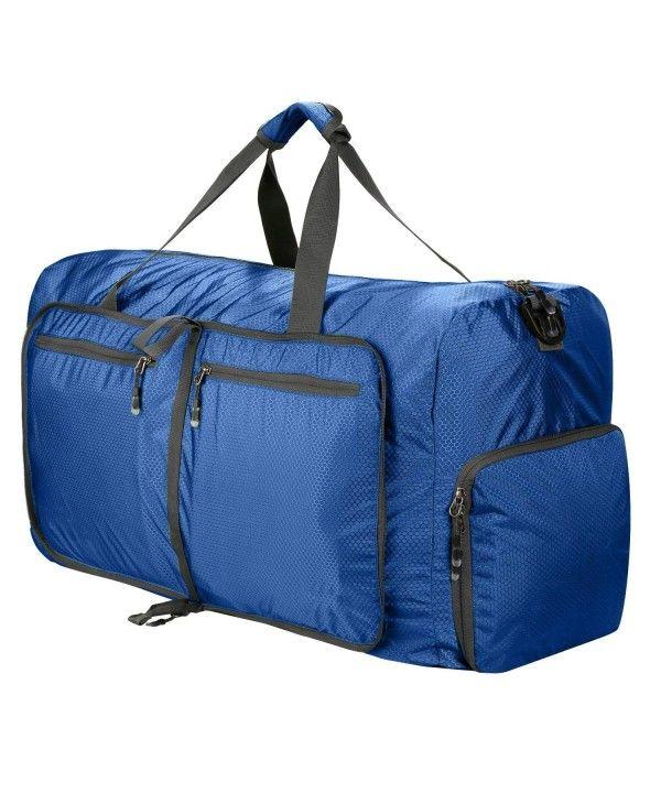 80L Large Capacity Satchel Foldable Messenger Shoulder Bag for Travel Sport