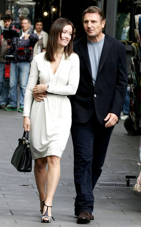 Olivia Wilde Liam Neeson From The Big Picture Today 39 S