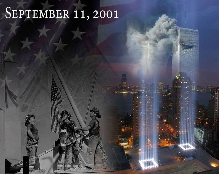 Have we forgotten the one that hit America on 9/11?