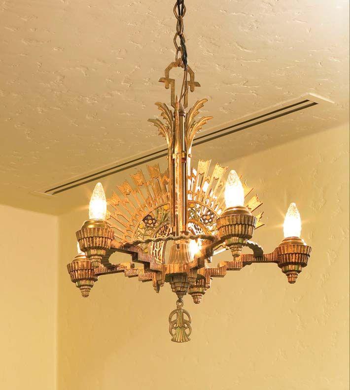 655 Best Images About Art Deco Lampen On Pinterest Deco