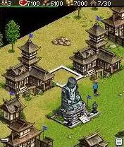 Free download java game Age of Empires III: The Asian Dynasties Mobile on your mobile phone! Image №4