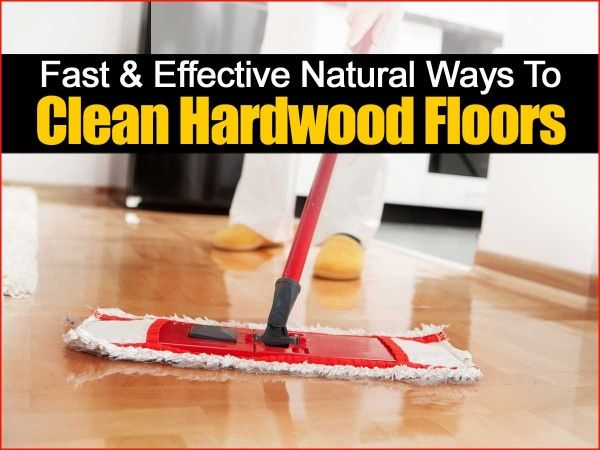 17 Best Images About Clean Wood Floors On Pinterest