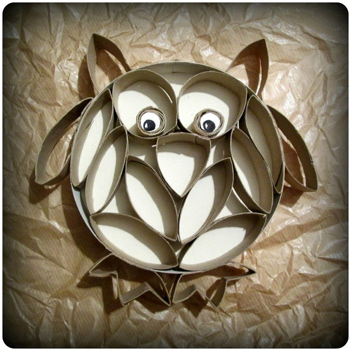 revenons nos boutons super tatie hibou pinterest quilling owl and toilet paper. Black Bedroom Furniture Sets. Home Design Ideas