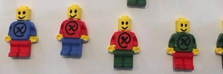 Uitleg Figuurtjes gieten met mallen / vormen. Lego mannetjes en andere voorbeelden.